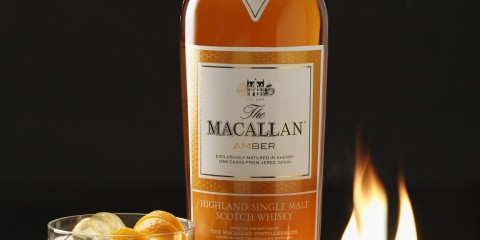 HORSE'S NECK The Macallan AMBER